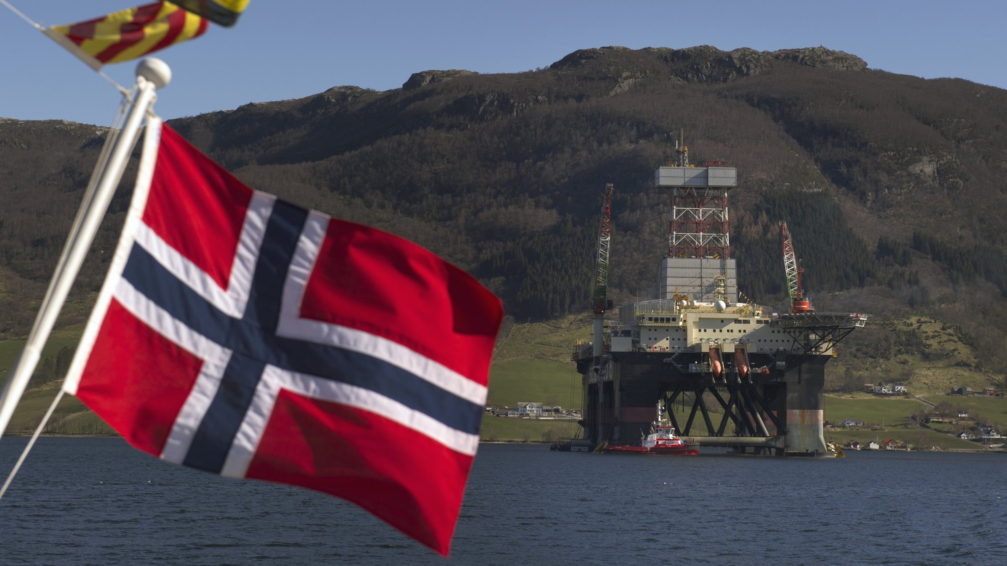 AGR includes natural resource rents such as those deposited in Norway's $1tn oil fund